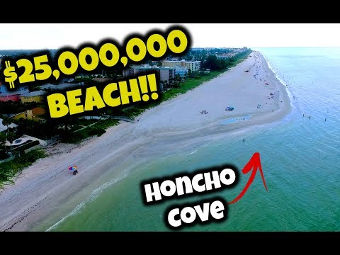 MY $25,000,000 BEACH IS FINALLY DONE!!! (Deadly Red Tide Update) | JoogSquad PPJT