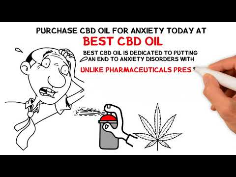 Buy Best CBD Oil For Anxiety Online