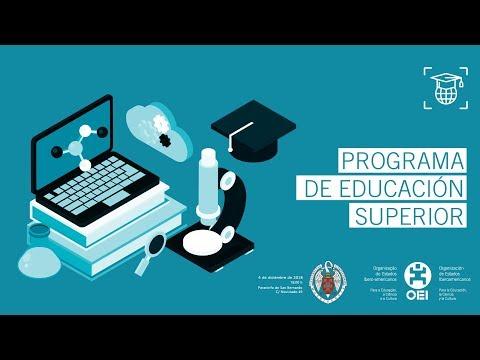 Programa de Educación Superior. Organización de Estados Iberoamericanos.  UCM