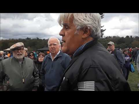 Bill Shows Us Around A 1911 Mercer With A Guest Appearance By Jay Leno