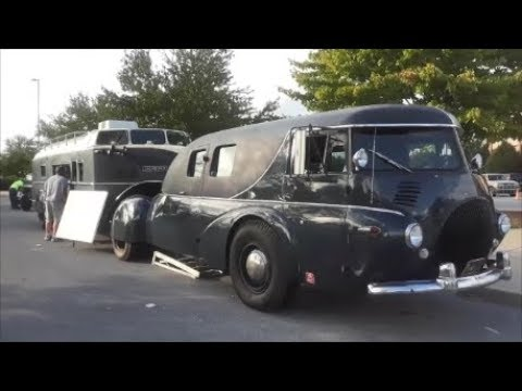 A Walk About the 1938 Vagabond With Chris