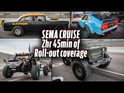 SEMA Cruise