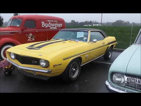 A Walk About the Car Corral At the 2018 AACA Fall Meet, Hershey 4
