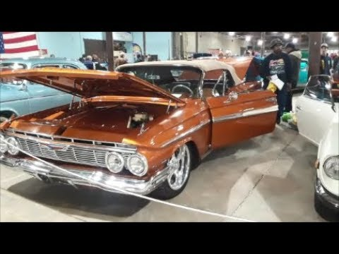Amos' Custom 1961 Chevy Convertible