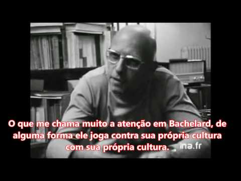 Michel Foucault - Bachelard Legendado PT-BR