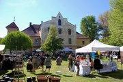 Kunst, Kultur, Kulinarik - Frühlingsfestival im Schlosspark 2017