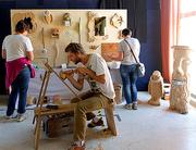 Kunst Handwerk Verkaufsausstellung Hall in Tirol