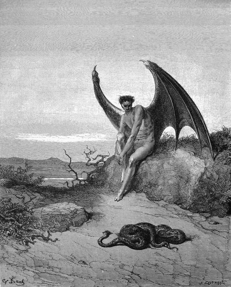 Lucifer's Reign (The Fall) – Temple Illuminatus