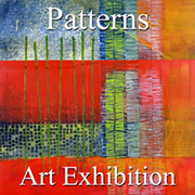 Patterns, Textures & Forms 2018 Art Exhibition Ready to be Viewed Online