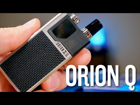 ORION Q by Lost Vape!
