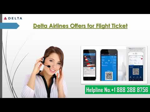 Delta Airlines Flights Reservation – Call Delta Airlines Contact Number