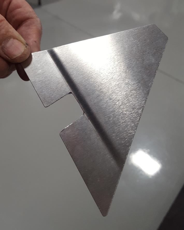 bracket backing plate