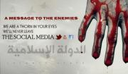 Daesh message to social media