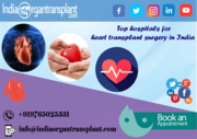 Best heart transplant centers in India