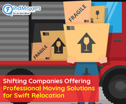 Shifting Companies Offering Professional Moving Solutions for Swift Relocation - LogisticMart
