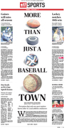 More than just a baseball town