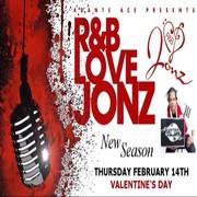 R&B_Love_Jonz Show @SantosPartyHouse