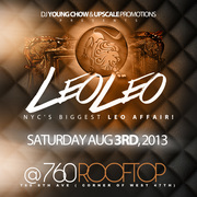 Lavish Saturdays Presents LEO LEO
