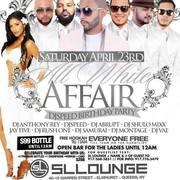 All White Affair At Sl Lounge