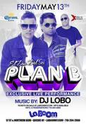 Plan B Live With DJ Lobo At Laboom