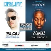 Harrahs Pool Party Blau and 2 Chainz Live