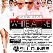 All White Affair At Sl Lounge