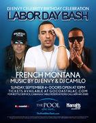 Harrahs Pool Party DJ Envy Birthday Bash French Montana Live With DJ Camilo At Harrahs Resort