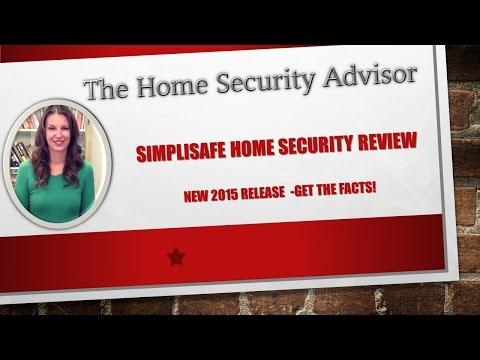 SimpliSafe Home Security Reviews