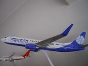 1:100 Belavia B737-800