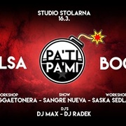 Salsa Boom Party