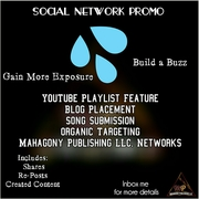 30 day Social Network Promo