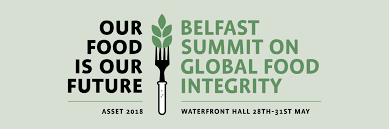 Queen's University Belfast ASSET2018 Summit: 28 - 31 May 2018, Belfast
