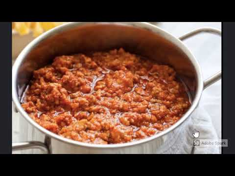 Cooking Italian America s Favorite Dishes - SUNDAY GRAVY & BOLOGNESE SAUCE