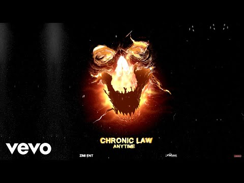 Chronic Law - Anytime [Official Audio]