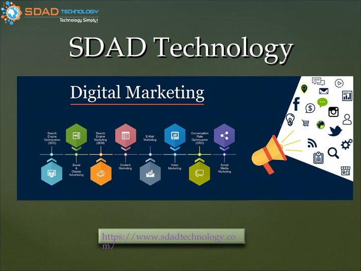 SDAD Technology- Best Services Digital Marketing Company in Noida