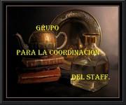 Grupo para La coordinación del Staff de SVAI.