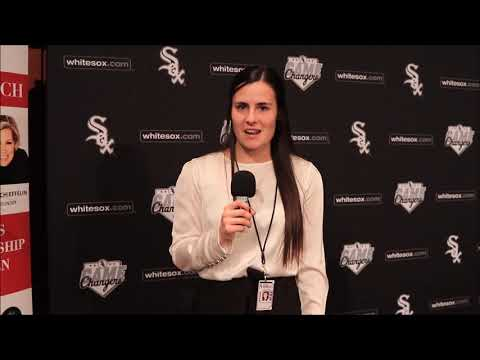 Julie Bartosz, Manager of Public Relations, Chicago White Sox