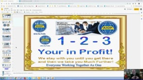 All In One Profits as Simple as 1,2,3 Your In Profit Webinar Replay 25th Feb 2019