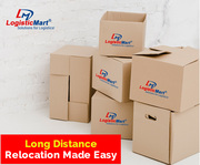Long Distance Relocation Made Easy with Best Packers and Movers Company - LogisticMart