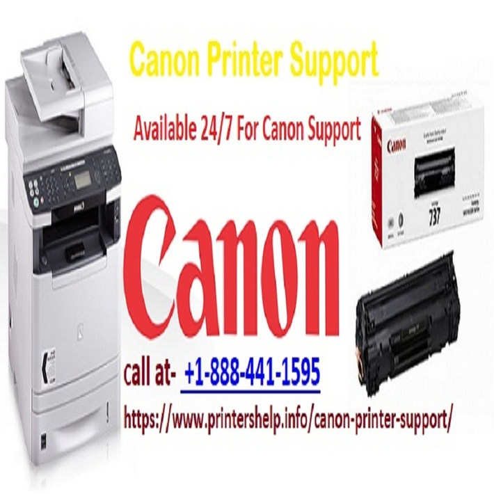 Canon Printer Support | Canon Printer Technical Support - +1-888-441-1595