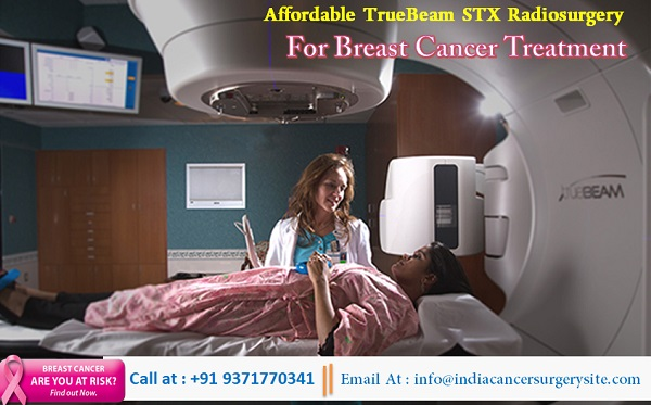 affordable TrueBeam STx Radiosurgery for breast cancer treatment 1