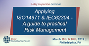 Applying ISO14971 and IEC62304 - A guide to practical Risk Management