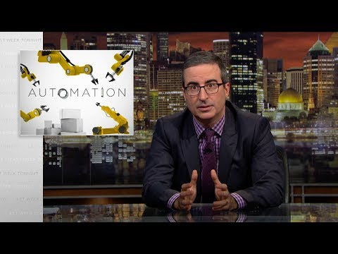 Automation: Last Week Tonight with John Oliver (HBO)