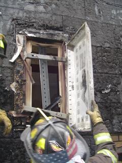 metal window enclosures – Fire Engineering Training Community