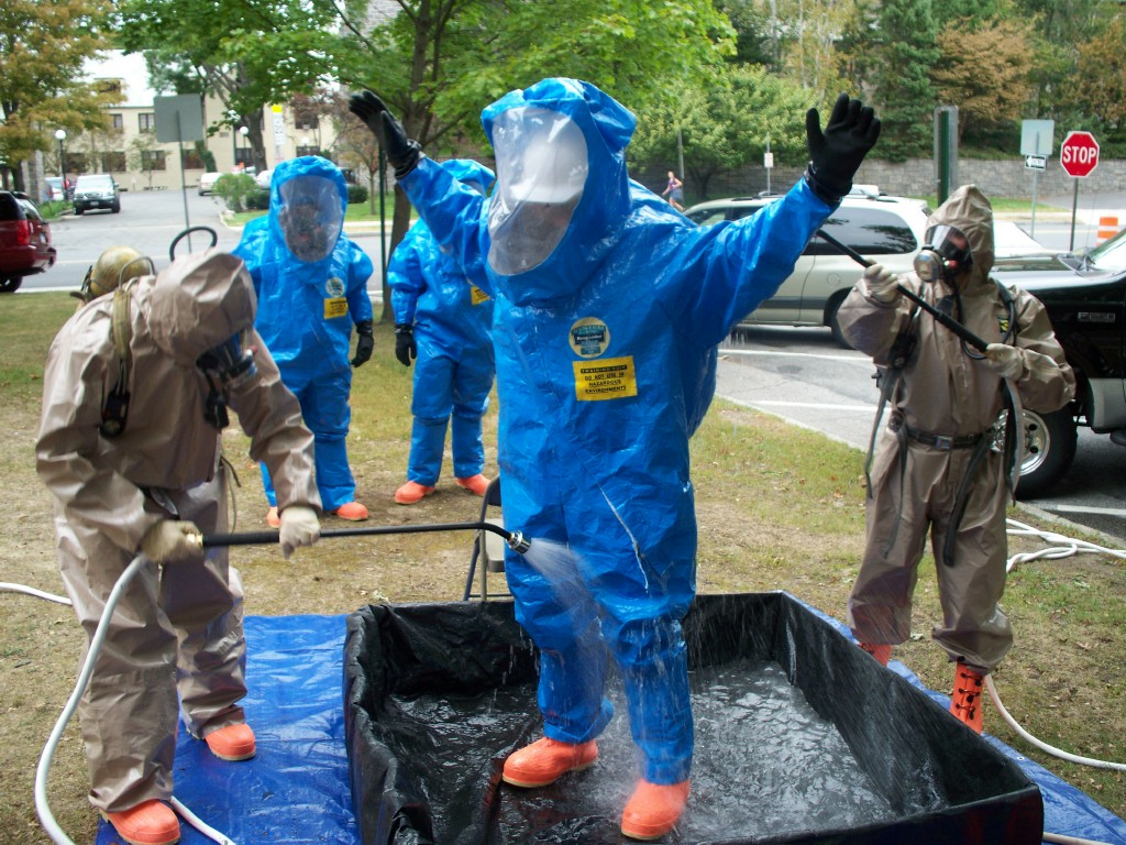 HazMat~ What would you do different? - Fire Engineering