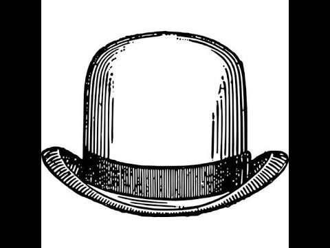 World Hatstory 101- Bowler Hat (Real Cowboy Hat)
