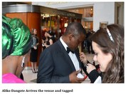 Pictorial: Dangote & Okonjo –Iweala Honoured As Times 100 Most Influential