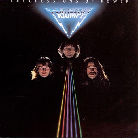 Album of the Week #314: Triumph - Progressions Of Power