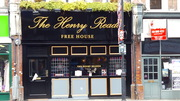 The Henry Reader abandons its colourful persona in favour of the funeral parlour look
