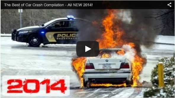 The Best Of Car Crash Compilation All New 2014 Autofests